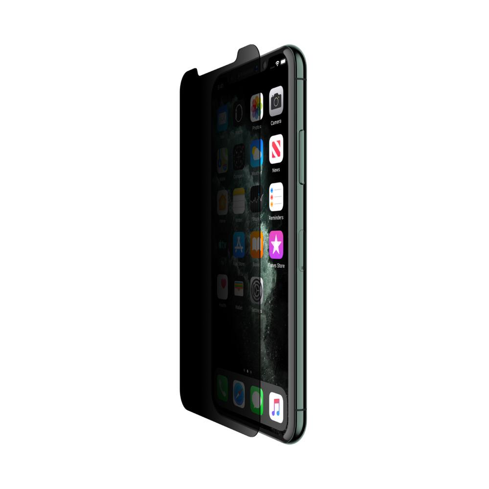 Belkin Invisi Glass Protector de pantalla mate Teléfono móvil/smartphone Apple 1 pieza(s)