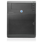 Hewlett Packard Enterprise ProLiant MicroServer G7 N54L 1P 4GB-U Non-hot Plug SATA 150W PS Server server