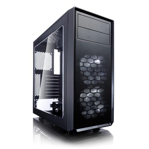 Fractal Design Focus G Midi Tower Black