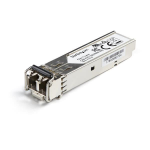 StarTech.com Dell EMC SFP-1G-LX Compatible SFP Module - 1000BASE-LX - 1GbE Single Mode Fiber SMF Optic Transceiver - 1GE Gigabit Ethernet SFP - LC 10km - 1310nm - DDM