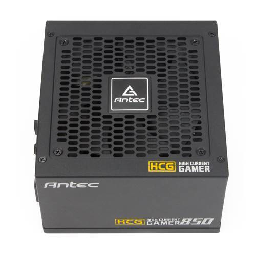 Antec HCG850 Gold power supply unit 850 W ATX Black