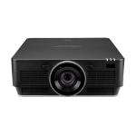 Acer P8800 data projector 5000 ANSI lumens DLP 2160p (3840x2160) Ceiling-mounted projector Black