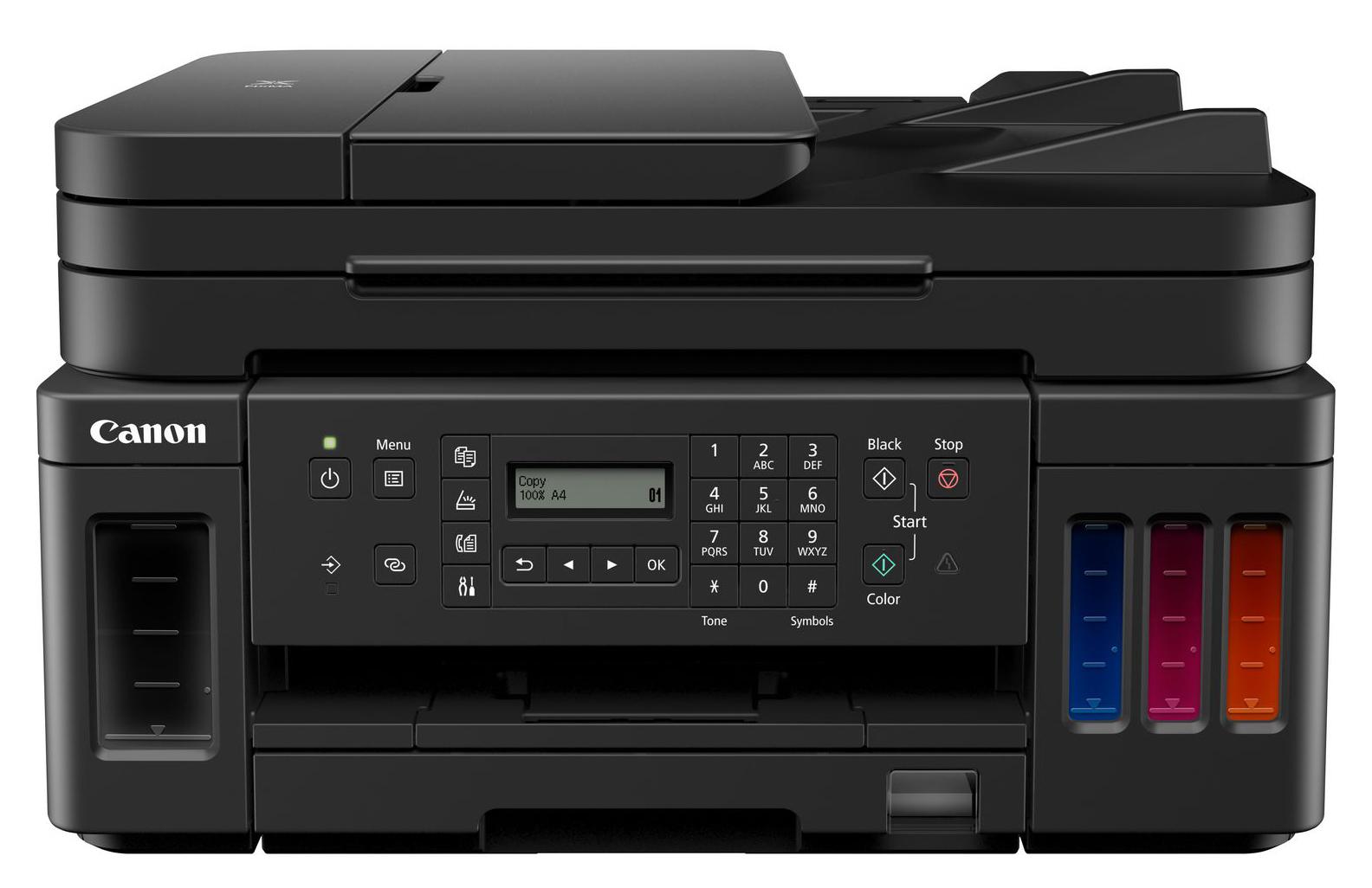 Canon PIXMA G7050 Inyección de tinta 4800 x 1200 DPI A4 Wifi