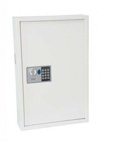 Phoenix Safe Co. KS0033E key cabinet/organizer White