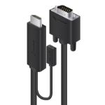 ALOGIC 2m HDMI to VGA Cable with USB Power