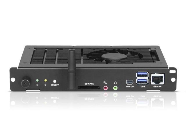 NEC 100014628 ordenador empotrado 2,7 GHz 6ª generación de procesadores Intel® Core™ i5 8 GB 128 GB SSD