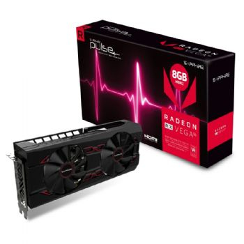 Video Card Radeon Rx Vega 56 Pulse Pci-e 2x Hdmi 2xdp
