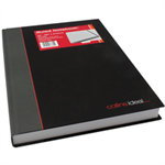 Collins 6448 writing notebook 384 sheets Grey A4