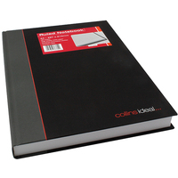 Collins Ideal Book Grey/black 6448