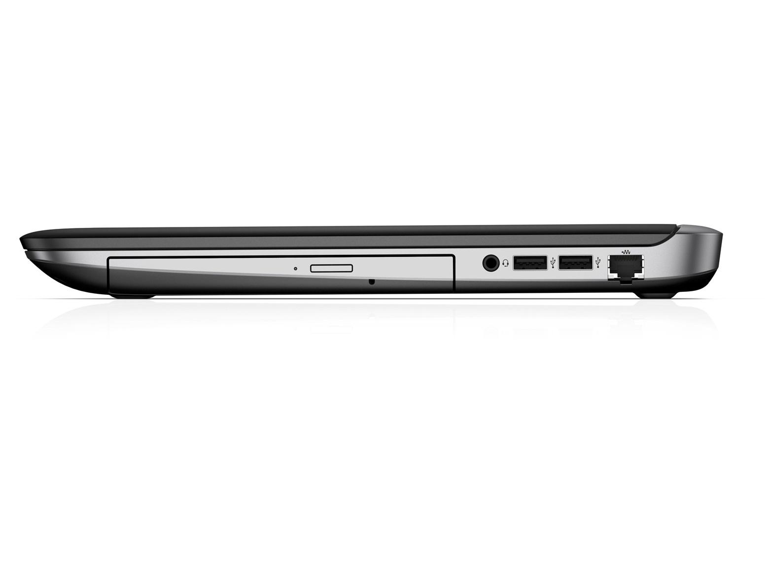 HP ProBook 450 G3 W4P30ET#ABU Core i5-6200U 4GB 128GB SSD DVDRW 15 6IN BT  CAM Win 7/10 Pro
