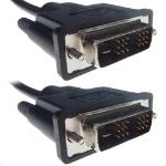 CONNEkT Gear 26-1663 DVI cable 2 m DVI-D Black