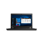 "Lenovo ThinkPad P73 Mobile workstation Black 43.9 cm (17.3"") 1920 x 1080 pixels 9th gen Intel® Core™ i9 32 GB DDR4-SDRAM 1000 GB SSD NVIDIA Quadro RTX 4000 Max-Q Wi-Fi 6 (802.11ax) Windows 10 Pro"
