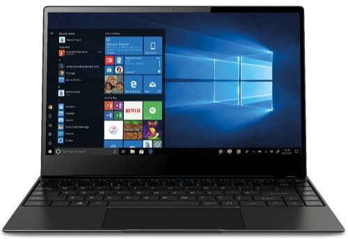 "Tactus Spirit Black Notebook 33.8 cm (13.3"") 1920 x 1080 pixels 1.10 GHz Intel® Celeron® N3350"