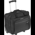 "Targus Rolling Laptop Case 15.4"" Trolley case Black"
