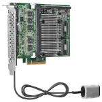 Hewlett Packard Enterprise Smart Array P830/4GB FBWC 12Gb 2-ports Int SAS PCI Express x8 3.0 12Gbit/s RAID controller
