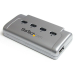 StarTech.com 4-to-1 USB 2.0 Peripheral Sharing Switch