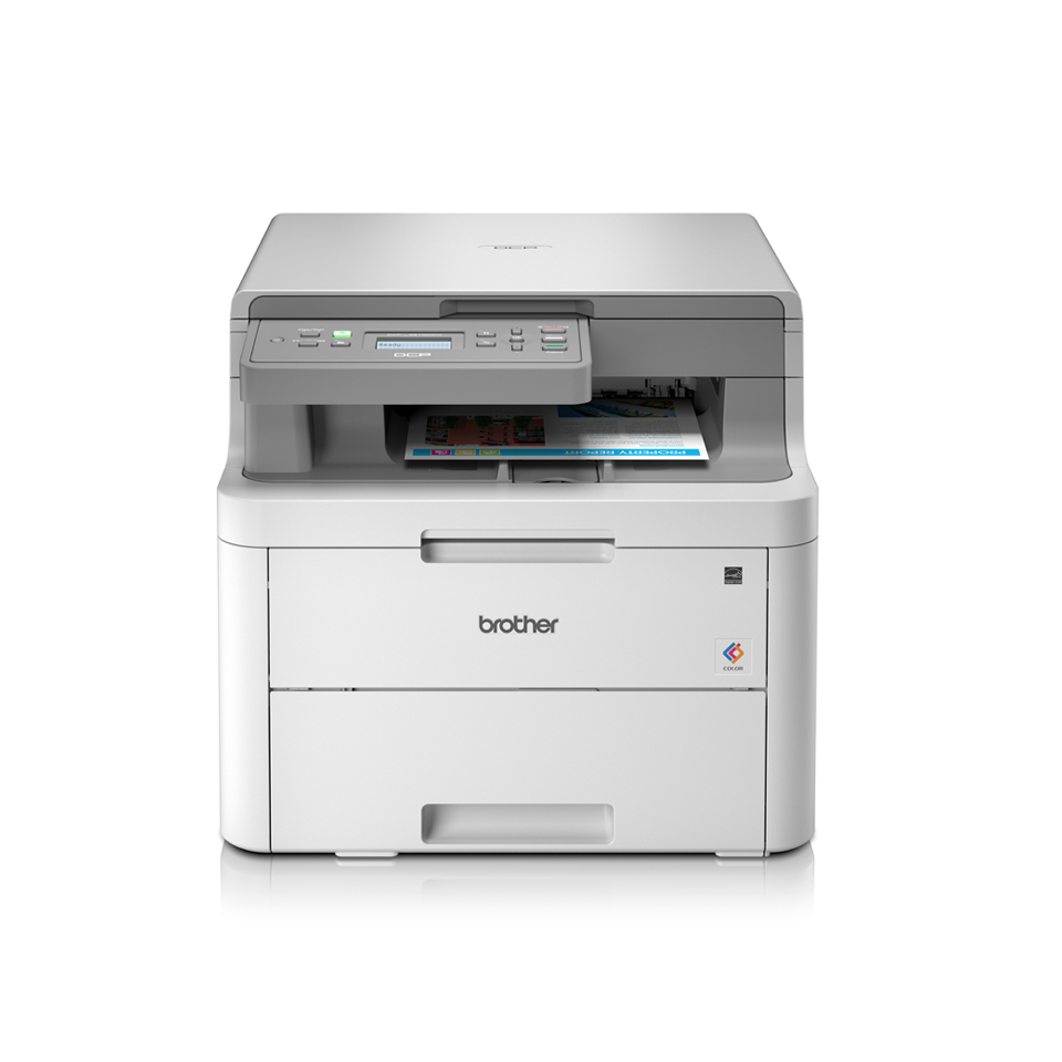 Dcp-l3510cdw - Colour Multi Function Printer - LED - A4 - USB / Ethernet / Wi-Fi