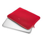 "Trust 21253 13.3"" Notebook sleeve Red notebook case"
