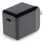 AddOn Networks USAC2USBC18WB mobile device charger Black