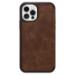 OtterBox Strada Folio Series para Apple iPhone 12/iPhone 12 Pro, Espresso