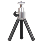 Bower ST5B tripod Digital/film cameras 3 leg(s) Black, Metallic