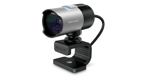 Microsoft LifeCam Studio for Business webcam 1920 x 1080 pixels USB 2.0 Black,Silver