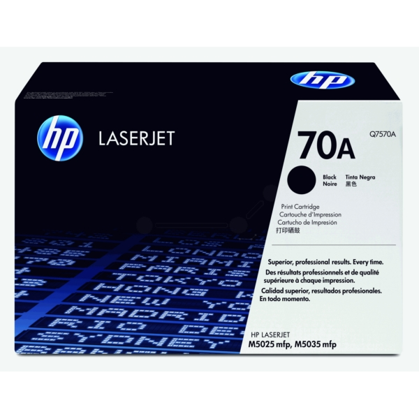 HP Q7570A (70A) Toner black, 15K pages
