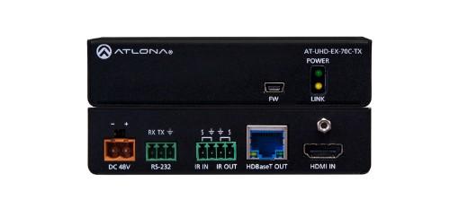 Atlona AT-UHD-EX-70C-TX AV transmitter AV extender