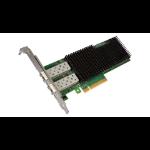 Intel XXV710DA2BLK netwerkkaart & -adapter Ethernet Intern