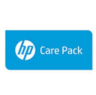 Hewlett Packard Enterprise 1y PW CTR 2012 FC Array FC