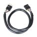 Akasa EX1394I-40 0.4m 6-p 6-p Black firewire cable