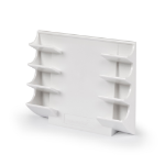 Legamaster whiteboard marker holder white