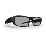 NEC 100013923 Black 1pc(s) stereoscopic 3D glasses