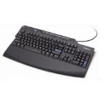 Lenovo 73P2650 USB QWERTY Finnish Black keyboard