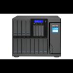 QNAP TS-1685 D-1521 Ethernet LAN Desktop Black NAS