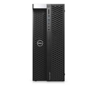 DELL Precision 5820 Intel® Xeon® W-2123 16 GB DDR4-SDRAM 512 GB SSD Black Tower Workstation