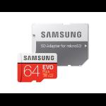 Samsung EVO Plus 2020 memory card 64 GB MicroSDXC Class 10 UHS-I
