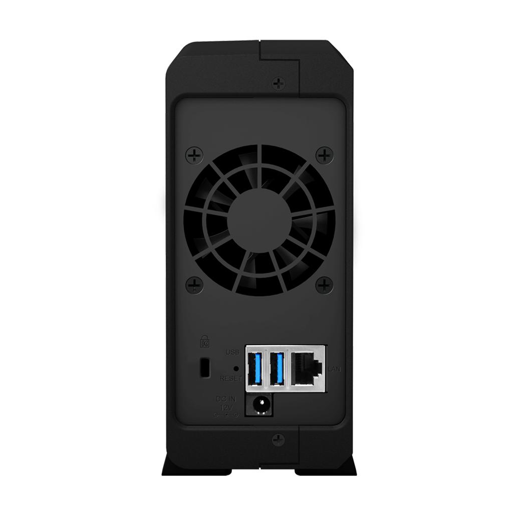 Synology DiskStation DS116 Compact Ethernet LAN Black
