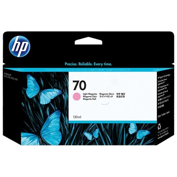 HP C9455A (70) Ink cartridge magenta, 130ml