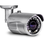 Trendnet TV-IP344PI IP security camera Indoor & outdoor Bullet Silver 2688 x 1520pixels surveillance camera