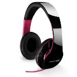 Fantec SHP-250AJ Head-band Binaural Wired Black,Pink mobile headset