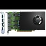 Matrox D-Series D1480 Quad DisplayPort Graphics Card / D1480-E4GB