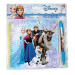 DISNEY Frozen Spiral Notebook with 30 Pages & Pen (CFRO047)