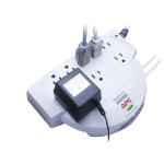 APC SurgeArrest, 8 outlet 8AC outlet(s) 120V Beige surge protector