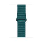Apple MXPM2ZM/A smartwatch accessory Band Green Leather