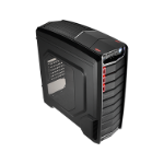 OEM GTA-BLACK MID TOWER USB3.0 2.5in SSD HDD Dock Fan control - NO PSU