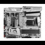 MSI Z270 MPOWER GAMING TITANIUM Intel Z270 LGA1151 ATX