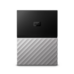 Western Digital My Passport Ultra 2TB external hard drive 2000 GB Black,Silver