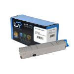 Click, Save & Print Remanufactured Oki 44059260 Black Toner Cartridge