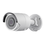 Hikvision Digital Technology DS-2CD2023G0-I IP security camera Indoor & outdoor Bullet White 1920 x 1080 pixels